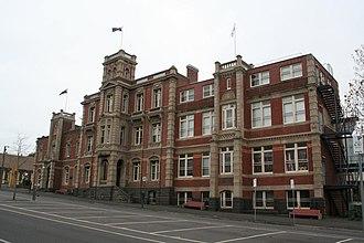 Francis Ormond - The Gordon Memorial Technical College (1888)