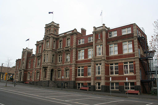 Gordon institute of tafe building, geelong