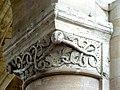 Gournay-en-Bray (76), collégiale St-Hildevert, nef, chapiteaux du 5e pilier libre du sud, côté est.jpg