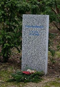 Grab Uwe Greßmann 2013.jpg