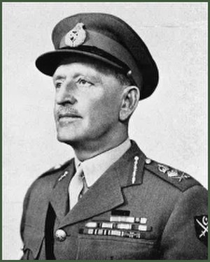 Douglas Gracey - General Sir Douglas Gracey, pictured here in 1958.