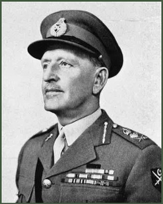 Commander-in-Chief of the Pakistan Army - Image: Gracey Douglas David
