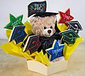 Graduation Celebration cookie bouquet by Cookies by Design.jpg