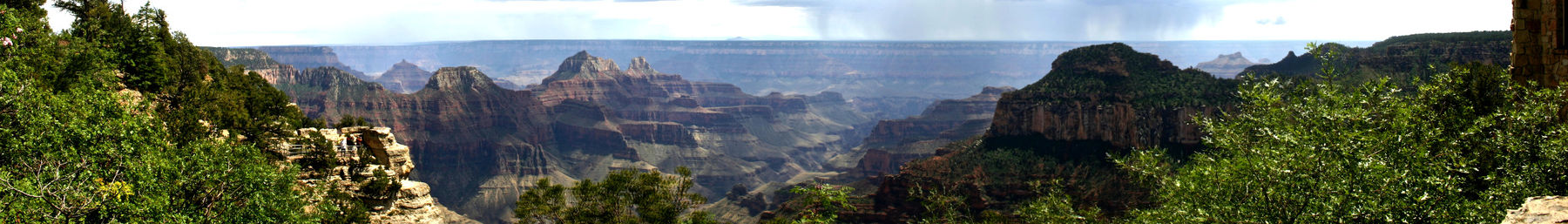 Grand Canyon National Park in Arizona, United States of America