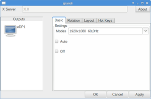RandR - Image: Grandr