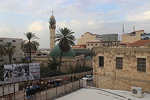 Fatima Khatun Mosque - Image: Great Mosque of Jenin 6
