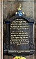 Green family memorial, Feilden Chapel, St Andrew's Church, Bebington.jpg