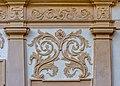 Griffen Stift Westflügel barockes Stuckornament 22102015 1869.jpg
