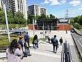 Grigny - Centre Bâtiment voyageurs juin 2019 02.jpg