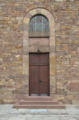 Grossenlueder Bimbach Catholic Church St Laurentius portal s.png