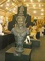 Guardian of Phra Meru Mas of Bhumibol Adulyadej - Virulhaka (bust).jpg
