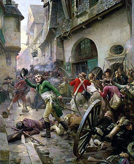 War in the Vendée part of the War of the First Coalition