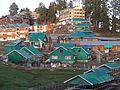 Gulmarg Maharani Shiv ji Temple View.jpg