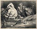 Gustave Doré - Dante Alighieri - Inferno - Plate 65 (Canto XXXI - The Titans).jpg