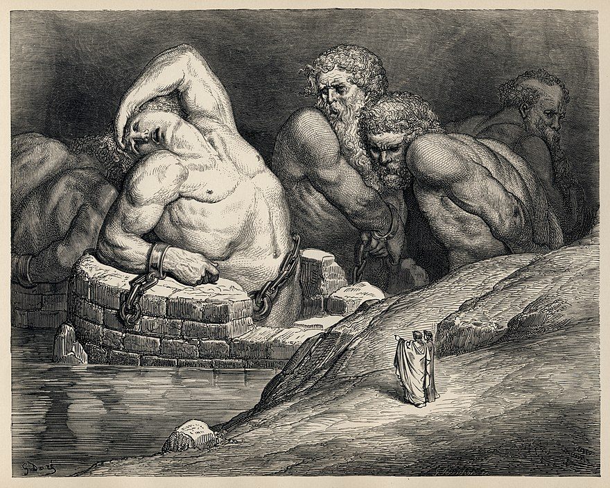 Inferno (Dante) - The Reader Wiki, Reader View of Wikipedia