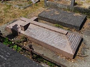 Guy Prendergast (cricketer) - Monument, Kensal Green Cemetery
