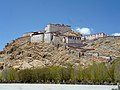 Gyantse Dzong, Gyantse, Tibet on 8 May 2015.jpg