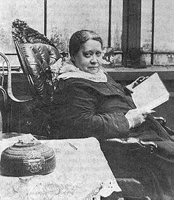 Helena Petrovna Blavatsky - Sacerdotisa de lo Oculto   250px-H.P.Blavatsky_1887