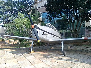 HAL HT-2 trainer aircraft model by Hindustan Aeronautics