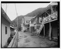 HARDING STREET - City of Ketchikan, Ketchikan, Ketchikan Gateway Borough, AK HABS AK,10-KECH,5-8.tif