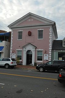 Herndon Historic District