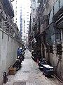 HK CWB 銅鑼灣 Causeway Bay 信德街 Shelter Street August 2018 SSG back lane.jpg