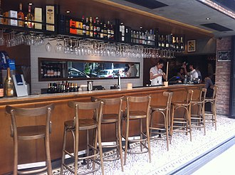 Bar meuble wikip dia - Ideas para montar un bar ...