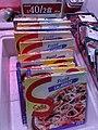 HK TKO 將軍澳廣場 Tseung Kwan O Plaza 菜肉街市 K-Mart Fresh Market 佳寶食品 Kai Bo Food Supermarket goods pizza boxes September 2021 SS2.jpg