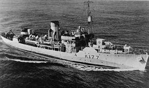 HMCS Dunvegan - Image: HMCS Dunvegan