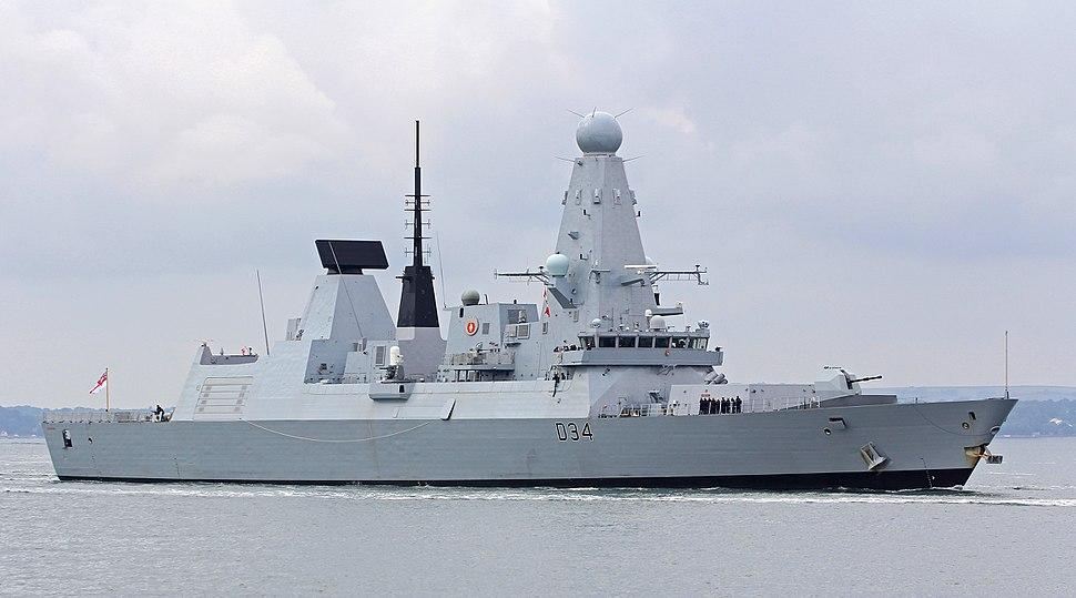 HMS Diamond 1