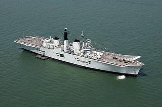 class of British light aircraft carriers