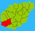 Hainan subdivisions - Ledong Li Autonomous County.png