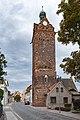 Hallesche Straße, Hallescher Turm Delitzsch 20180813 001.jpg