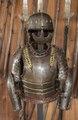 Halvrustning. 1600-talets andra hälft - Skoklosters slott - 108848.tif
