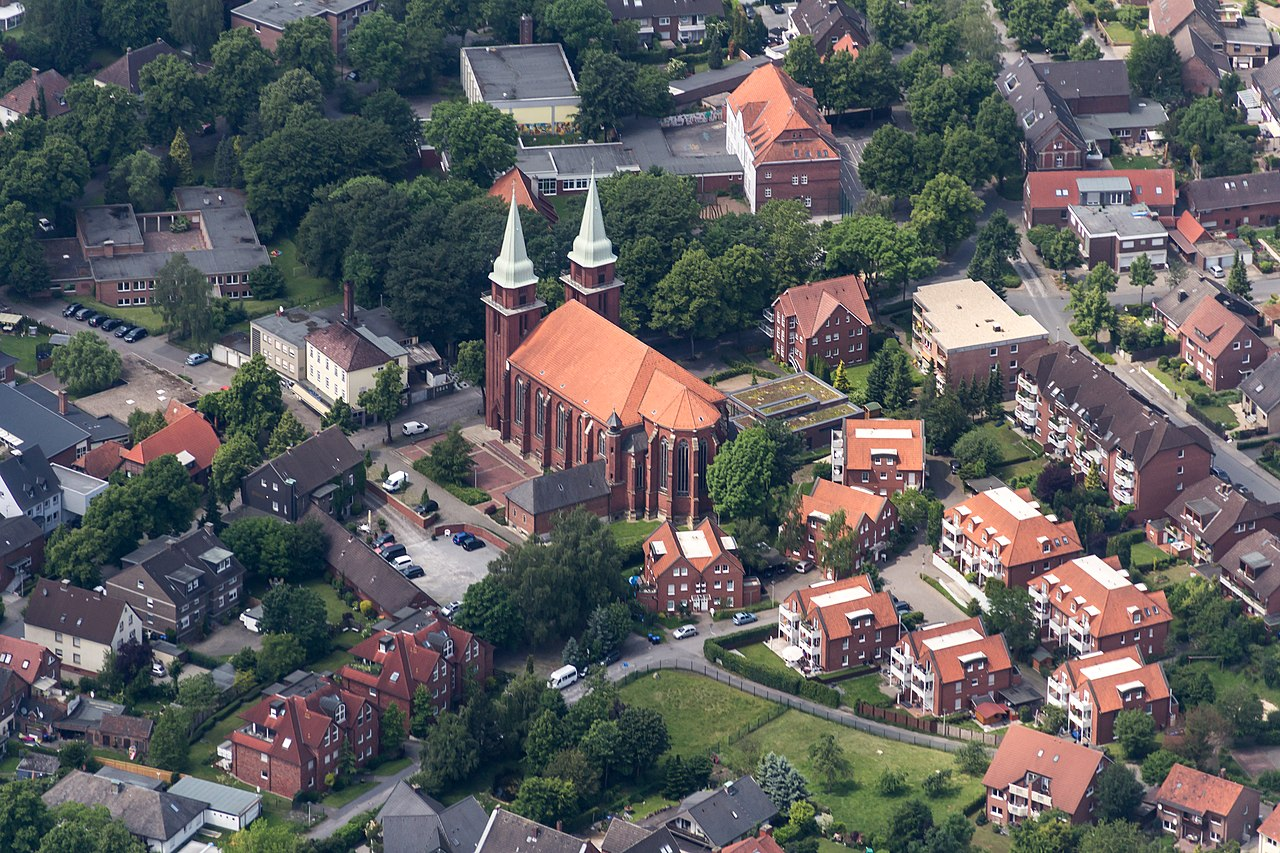 Hamm Kirche