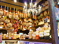 Hams and cheeses for sale.jpg