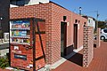 Handa Red Brick Building toilet ac.jpg