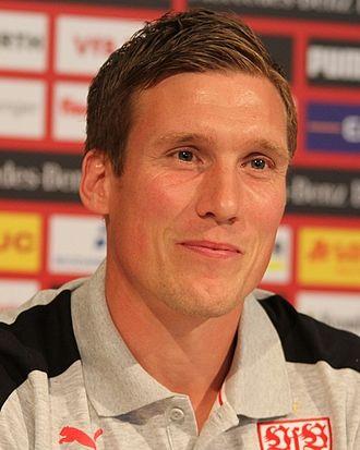 VfB Stuttgart - Head coach Hannes Wolf