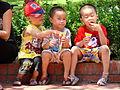 Hanoi - Vietnam - Children.JPG