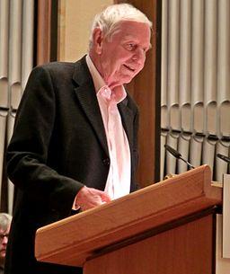 Hans Magnus Enzensberger Tübingen November 2013