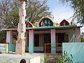 HanumanthaRaya Swamy Temple in Kairevu Forest.JPG
