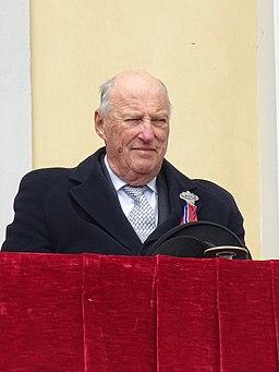 Harald V en 2018