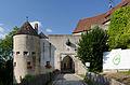 Harburg in Schwaben, Burg Harburg, Äußeres Tor, 001.jpg