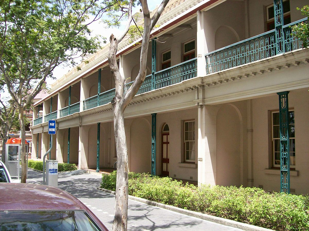 harris terrace brisbane wikipedia