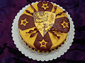 Harry Potter Griffindor Cake.jpg