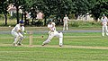 Hatfield Heath CC v. Thorley CC on Hatfield Heath village green, Essex, England 02.jpg