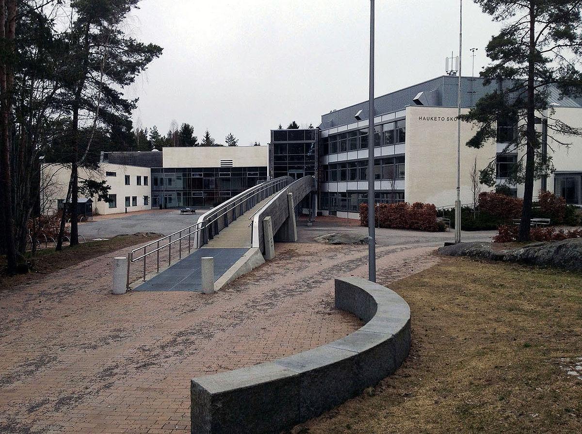 hauketo kart Hauketo skole – Wikipedia hauketo kart