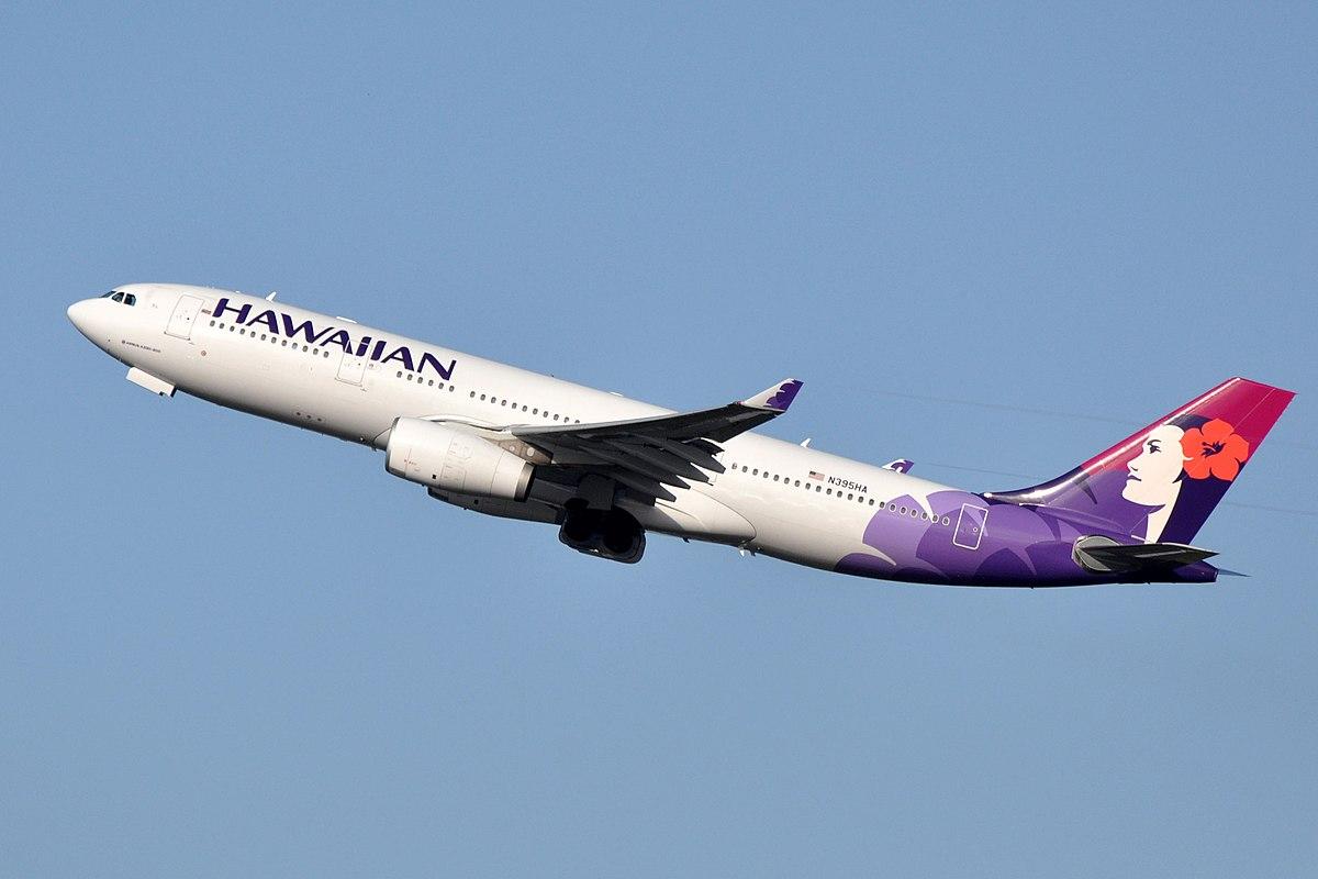 Hawaiian Airlines – Wikipedia