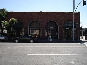 Hayward Area Historical Society - Former HAHS museum (2006)