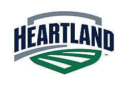 Logotipo de Heartland Collegiate Athletic Conference